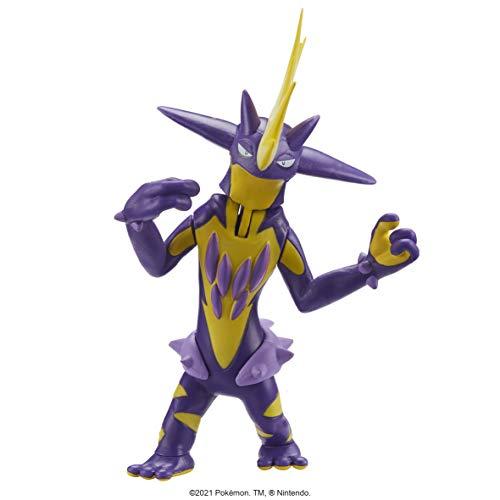 Pokemon - PKW0161 - Figura Action TOXTRICITY BATTLE FIGURE Originale - Multicolore - 10cm