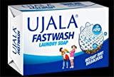 Wellcare Detergent Cake Ujala Fast Wash laundry Soap (Pack of 4)