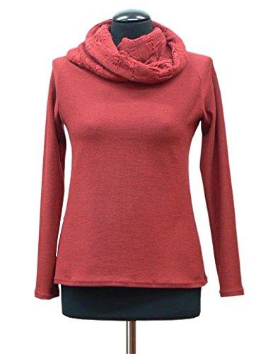 Schnittquelle Damen-Schnittmuster: Shirt Leipzig (Gr.52) - Einzelgrößenschnittmuster verfügbar von 36 - 52