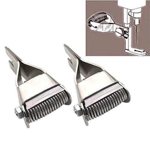 KUNPENG - Máquina de coser industrial, empuñadura, cortador de hilo # GS1 (2 piezas)