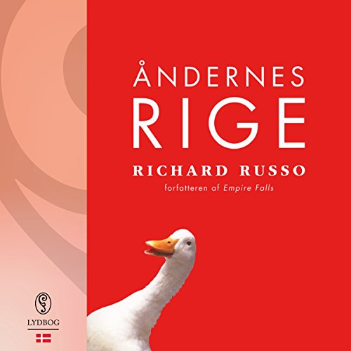 Åndernes rige (Danish Edition) audiobook cover art