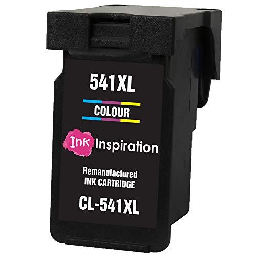 INK INSPIRATION® Farbe Premium Druckerpatrone kompatibel für Canon CL-541XL Pixma MG4250 MG3550 MG3250 MG3150 MX395 MX535 MG4150 MG3650 MG2250 MG2150 MX525 MX475 MX455 MX435 MX375