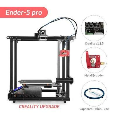 Creality Ender 5 Pro 3D Printer by technologyoutlet
