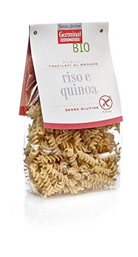 Germinal Bio Fusilli Riso e Quinoa - 250 gr