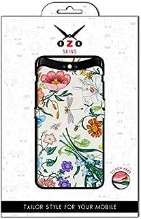 لاصقة حماية من اوزو بشكل الورود الملونة لموبايل Vivo Y51