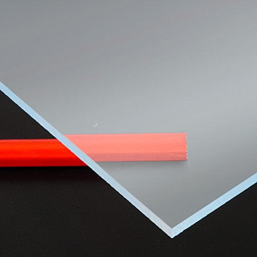Metacrilato transparente - 200 x 100 cm x 3 mm