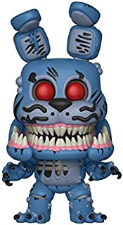 Funko POP! Books: Five Nights at Freddy's-Twisted Bonnie Collectible Figure, Multicolor