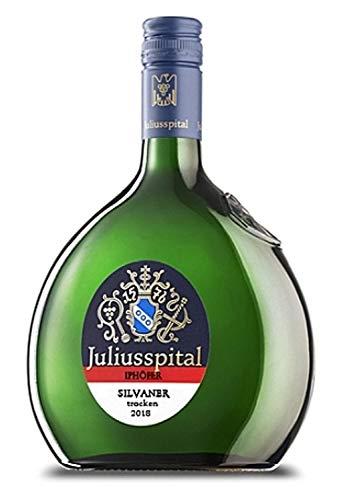 Juliusspital Iphöfer Silvaner trocken, Weingut Juliusspital Würzburg, Franken (0,75 l) Jahrgang 2018
