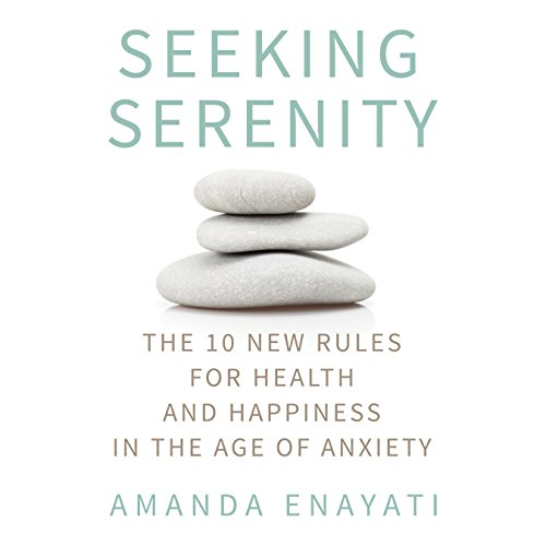 Seeking Serenity audiobook cover art