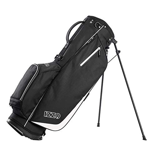 Izzo Ultra Lite Stand Bag, Black