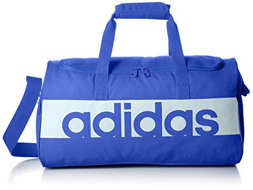 Adidas M67875 Lin Per Tb Borsa da Uomo, Nero / Bianco, L