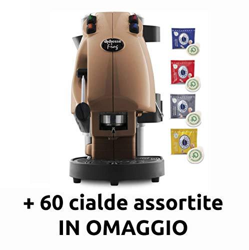 Didiesse Frog Revolution Magica Emotion Pack (Kaffeepads + 60 Kapseln) 650 W, Haselnuss