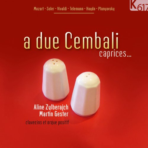 A Due Cembali - Caprices