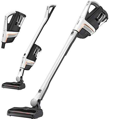 Miele Triflex HX1 Battery Powered Bagless Stick Vacuum, Lotus White