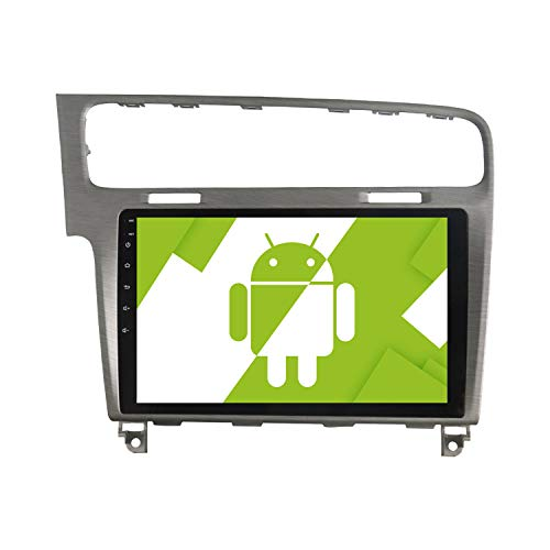 AOTSR 10.1 Pulgadas Android 10.0 Radio de Coche Reproductor Multimedia Autoradio para Volkswagen VW Golf 7 2013 2014 2015 Navegación GPS Bluetooth DSP Radio Carplay IPS Pantalla Táctil WiFi