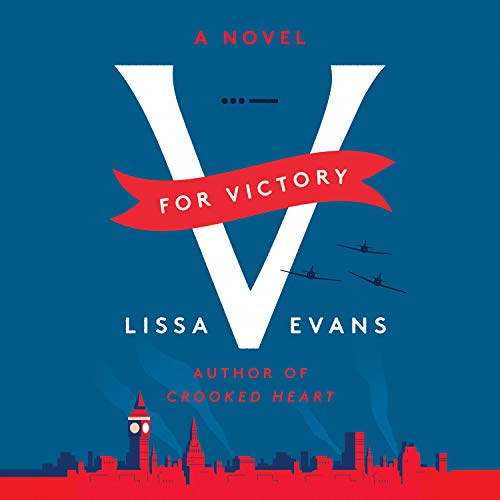 V for Victory Audiobook By Lissa Evans cover art