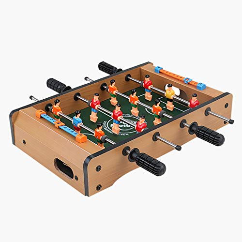 Best Deals! Football Table Foosball Tables Football Games Wood Fiberboard ABS Plastic Healthy and Non-Toxic Stainless Steel Club Not Easily Deformed Durable Gift for Children Foosball Tables