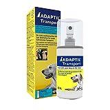 Adaptil Transport - Antiestrés para Perros - Viajes, Transporte, Temblores, Lloros, Jadeos, Inquietud, Tensión - Spray 60 ml
