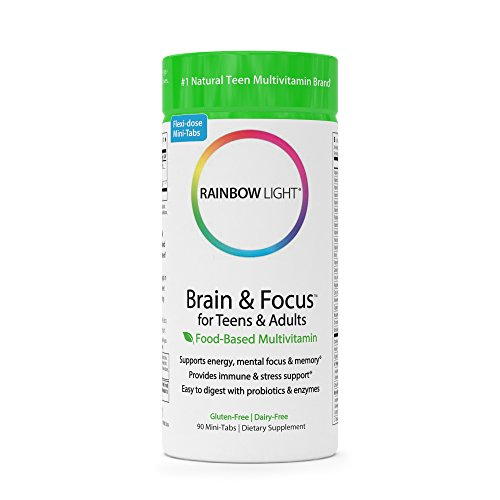 Brain and Focus Multivitamin for Teens and Adults