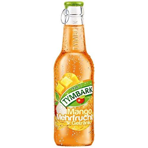 NEU !!! Tymbark Mango Mehrfrucht 24 Flaschen / 250 ml eine Flasche
