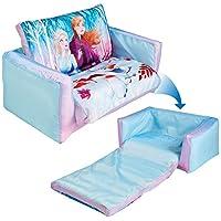 Disney Sofas, Azul, Altura: 26 cm Anchura: 68 cm Fondo: 105 cm