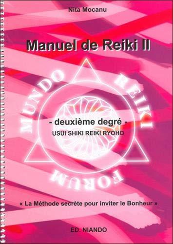 Manuel de reiki II