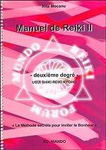 Manuel de reiki II de Nita Mocanu