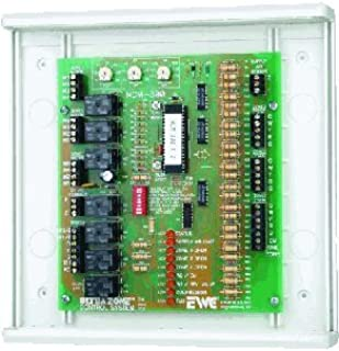 NCM-300L | EWC Controls | Control Panel | NCM-300L 3 ZONE NON EXPAND CNTR PANEL (less sensor)