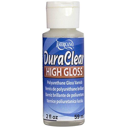 Duraclear High-Gloss Varnish-2Oz