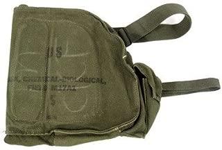 U.S. G.I. Gas Mask Bag Canvas M-17