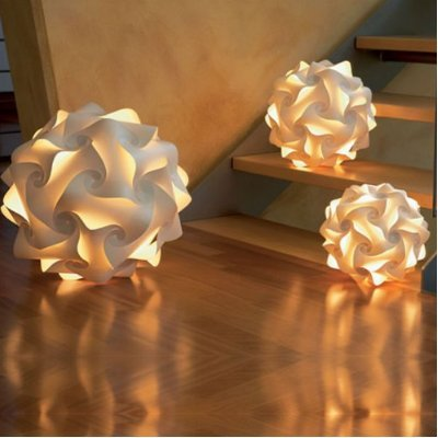 Design Ball lampe, petit, d'environ 27 cm