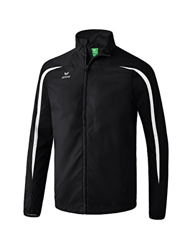 Erima - Running-Jacken für Jungen in Schwarz (schwarz/Weiß), Größe 128