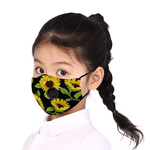 Atemschutz Staub Atem Mundschutz Mund Child Waschbar Staub Schutz Ersatzfiltern Anti Pollen Allergie Mit Ventil Motorrad Radsport Outdoor aktivitäten