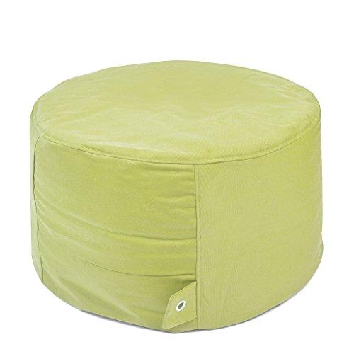 Outbag Rock plus - Outdoor Sitzkissen - in verschiedenen Farben, Farbe:lime