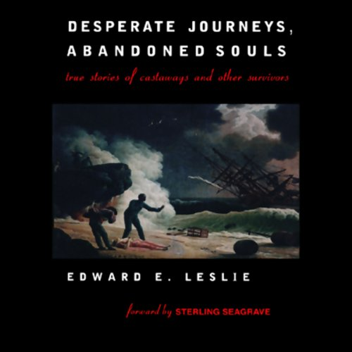 Desperate Journeys, Abandoned Souls audiobook cover art