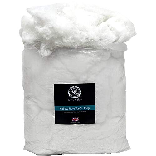 Hollowfibre Toy Stuffing / Filling for cushions / toys etc - 1kg