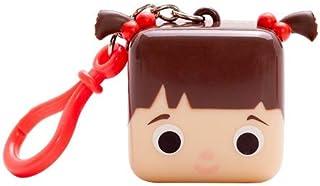 Lip Smacker Pixar Cube Balm, Boo, 1 Lip Balm in a Collectable Key Chain, 0.21 Ounce