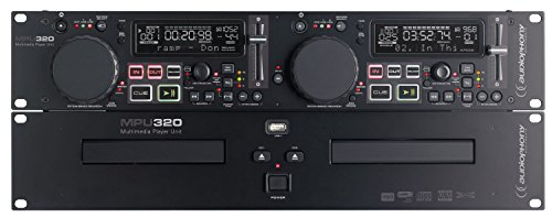 Audiophony MPU 320 · DJ CD-Player