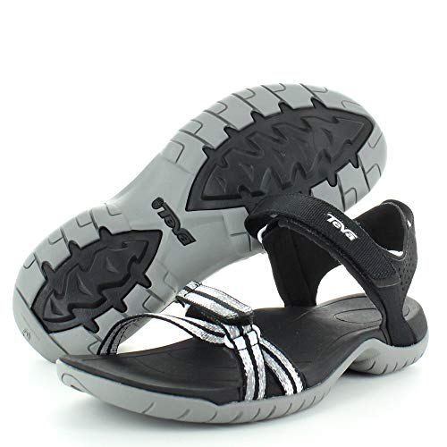 Teva Women Verra Sandal Black Size 8 M US