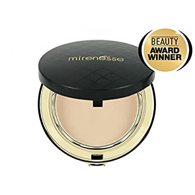 """Mirenesse Cosmetics"" Skin Clone Foundation Mineral Face Powder SPF 15 13G / 0.46Oz (25. Bronze) - Authentic"