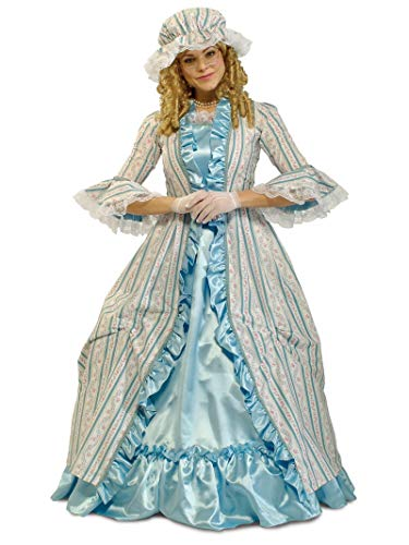 Martha Washington Womens Costume, White, Medium - http://coolthings.us