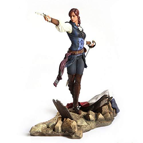 CQ Assassins Creed - Elise Atcion Figur Figur Sammlung von UB 20 cm Toys