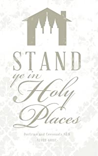 Stand Ye In Holy Places: Young Woman Version