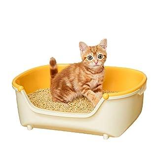 【返金キャンペーン中】花王 ニャンとも清潔トイレ 子ねこ用セット オレンジ [猫用トイレ本体]