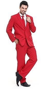 Best red pants suit Reviews