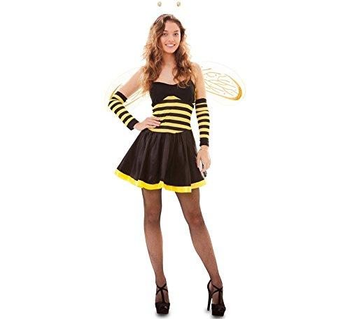 Fyasa 700055-t04disfraz de abeja, tamaño grande
