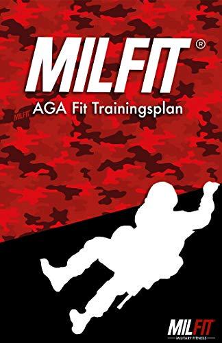Military Fitness: AGA Fit   In 10 Wochen bereit für die Bundeswehr