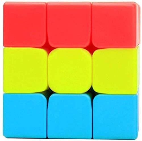 JIAFENG Cubo mágico, Profesional Cubo del Rompecabezas de la Competencia 3x3x3 Fresca...
