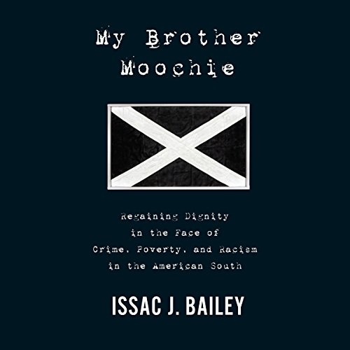 My Brother Moochie audiobook cover art