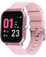 Smart Watch for Women IP67 Waterproof Fitness Tracker with Heart Rate Step Counter Blood Pressure Monitor 1.4